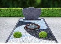 Благоустройство места захоронения (щебень)