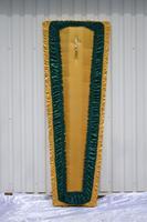Гроб гофра атлас комбинированный
